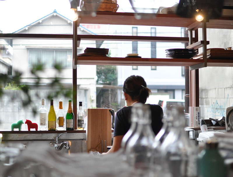 Yasu Kitchen Party